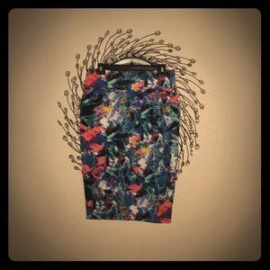 Thalia Soda pencil skirt